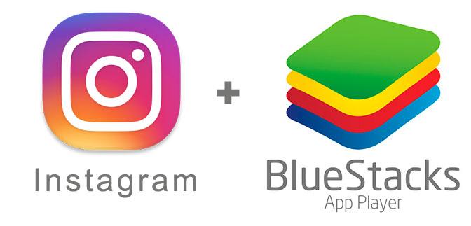 Устанавливаем Instagram с помощью эмулятора BlueStacks.