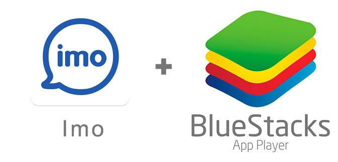 Устанавливаем imo с помощью эмулятора BlueStacks.