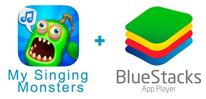 Устанавливаем My Singing Monsters с помощью эмулятора BlueStacks.