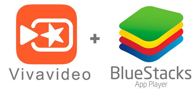 Устанавливаем Vivavideo с помощью эмулятора BlueStacks.