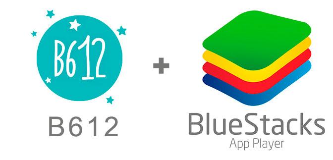 Устанавливаем B612 с помощью эмулятора BlueStacks.