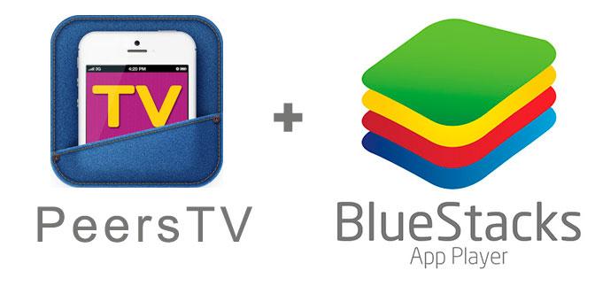 Устанавливаем Пирс ТВ с помощью эмулятора BlueStacks.