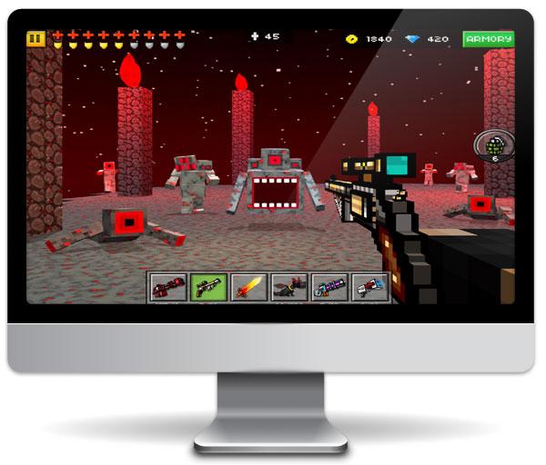 скачать игру gun на компьютер