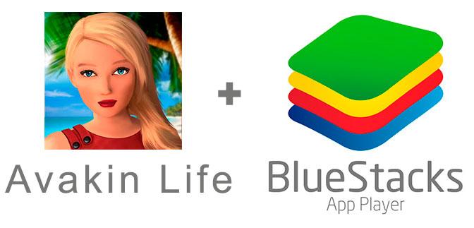Устанавливаем Авакин Лайф с помощью эмулятора BlueStacks.