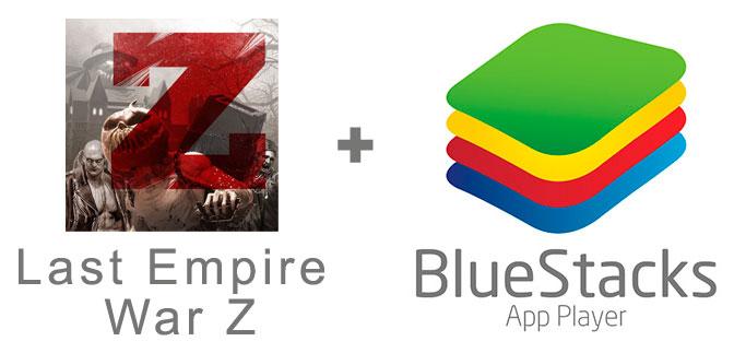 Устанавливаем Ласт Империя вар Z с помощью эмулятора BlueStacks.