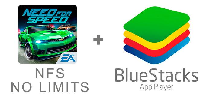 Устанавливаем НФС Но Лимитс с помощью эмулятора эмулятора BlueStacks.