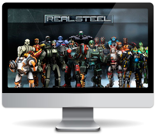 real-steel-computer