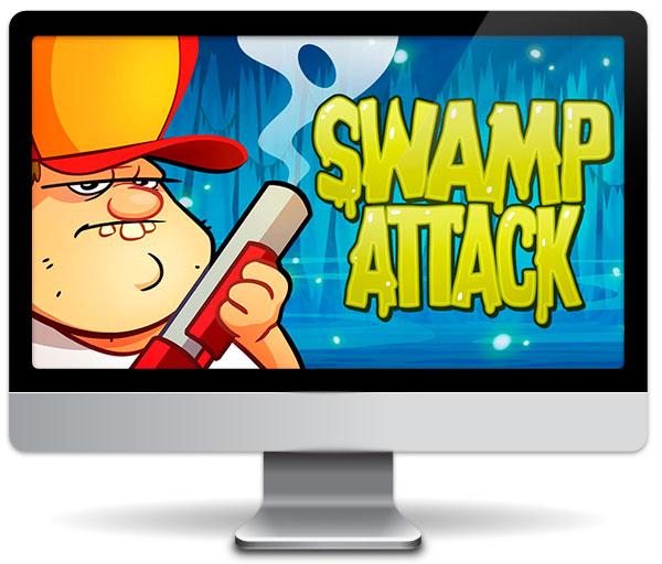 скачать игру атака на болоте на компьютер - фото 4