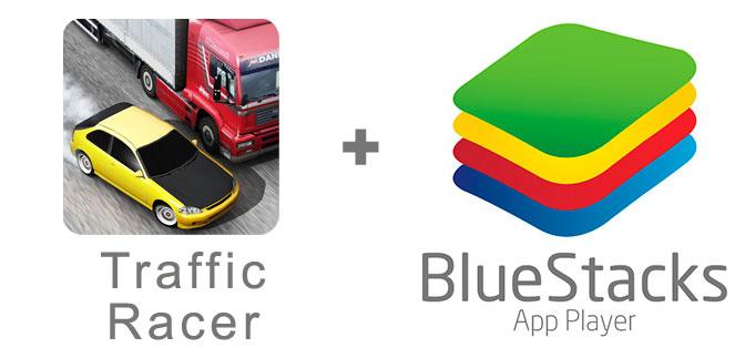 Устанавливаем Трафик Рейсер с помощью эмулятора BlueStacks.