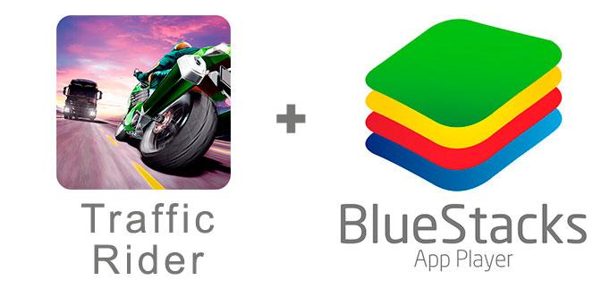 Устанавливаем Трафик Ридер с помощью эмулятора BlueStacks.