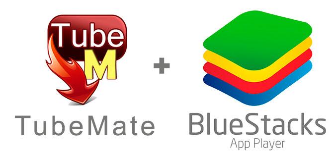 Устанавливаем Тубемате с помощью эмулятора BlueStacks.