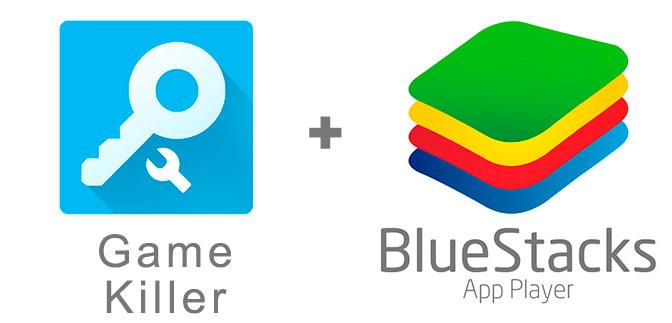 Устанавливаем Гейм Киллер с помощью эмулятора BlueStacks.