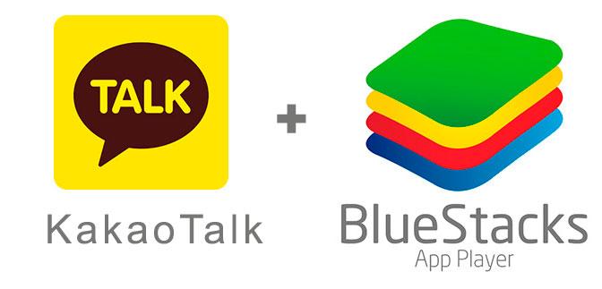 Устанавливаем Kakaotalk с помощью эмулятора BlueStacks.