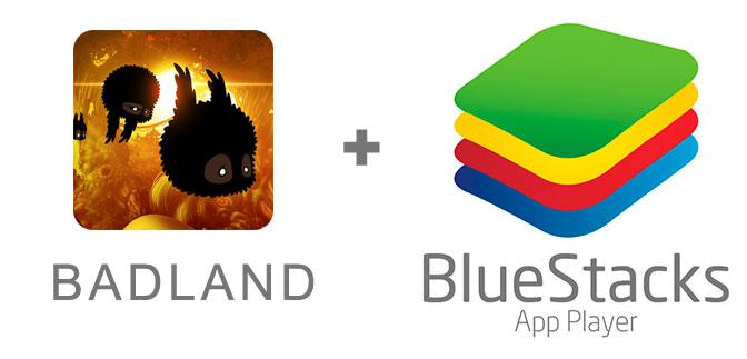 Устанавливаем BADLAND с помощью эмулятора BlueStacks.