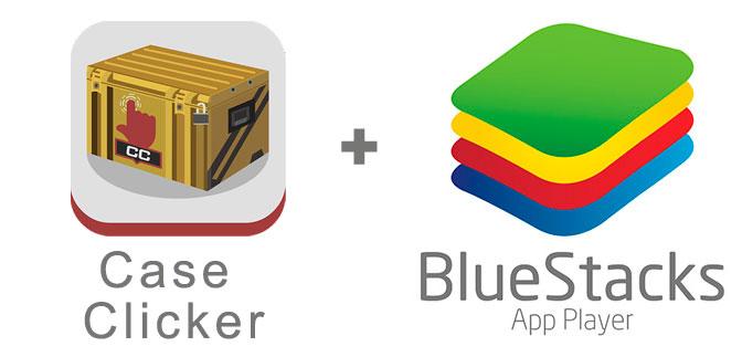 Устанавливаем Кейс Кликер с помощью эмулятора BlueStacks.