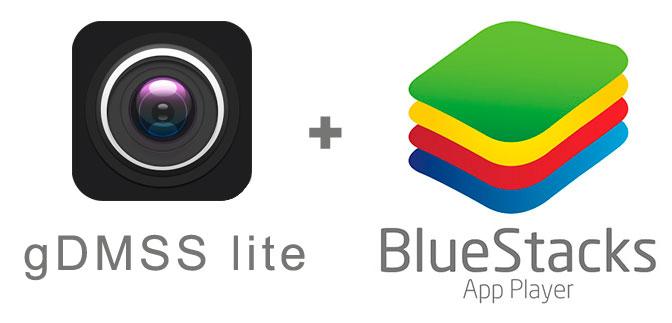 Устанавливаем gDMSS lite с помощью эмулятора BlueStacks.