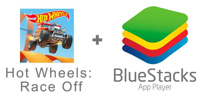 Устанавливаем Hot Wheels: Race Off с помощью эмулятора BlueStacks.