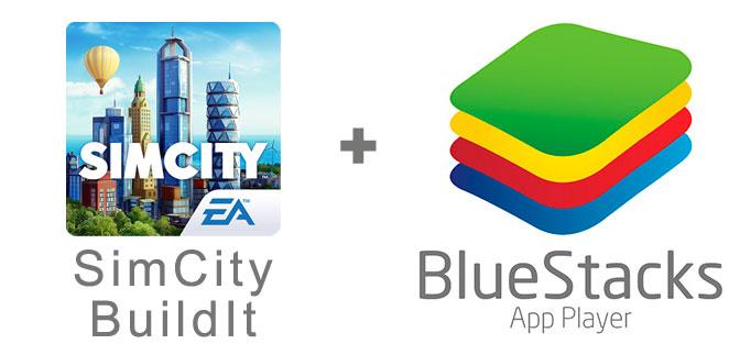 Устанавливаем Сим Сити Buildit с помощью эмулятора BlueStacks.