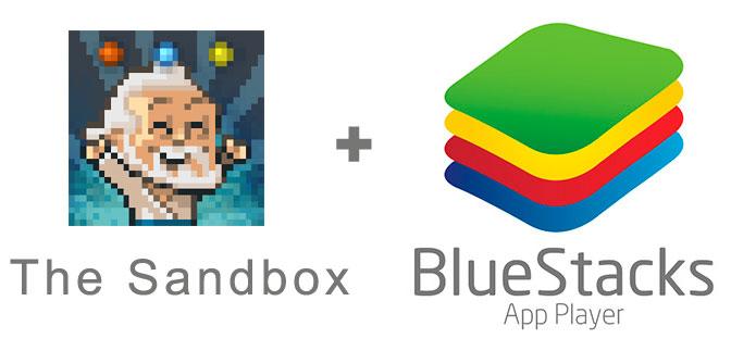 Устанавливаем The Sandbox с помощью эмулятора BlueStacks.