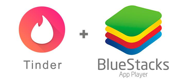 Устанавливаем Tinder с помощью эмулятора BlueStacks.