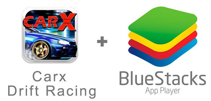 Устанавливаем Carx Drift Racing с помощью эмулятора BlueStacks.