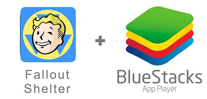 Устанавливаем Fallout Shelter с помощью эмулятора BlueStacks.