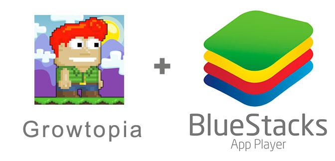 Устанавливаем Growtopia с помощью эмулятора BlueStacks.