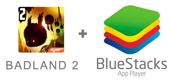 Устанавливаем BADLAND 2 с помощью эмулятора BlueStacks.