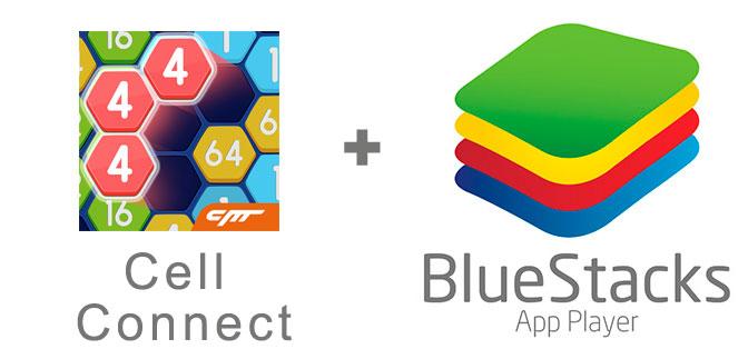 Устанавливаем Cell Connect с помощью эмулятора BlueStacks.