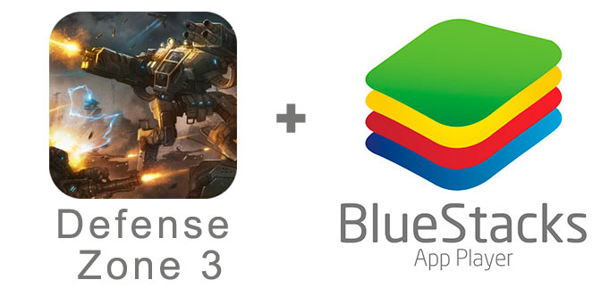 Устанавливаем DefenseZone 3 с помощью эмулятора BlueStacks.