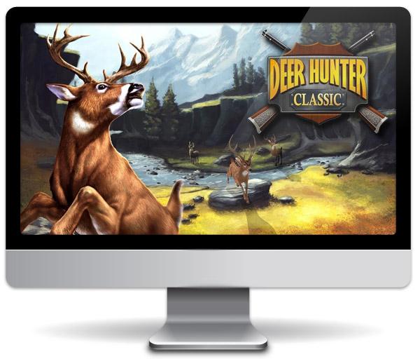 Как скачать на компьютер deer hunter 2018