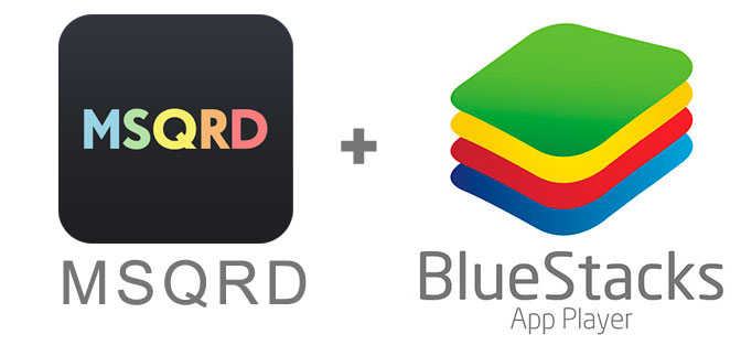 Устанавливаем MSQRD с помощью эмулятора BlueStacks.