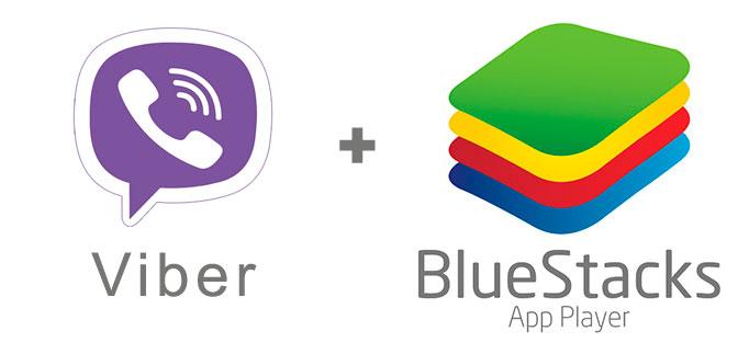 Устанавливаем Вайбер с помощью эмулятора BlueStacks.