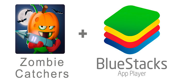 Устанавливаем Зомби Катчер с помощью эмулятора BlueStacks.