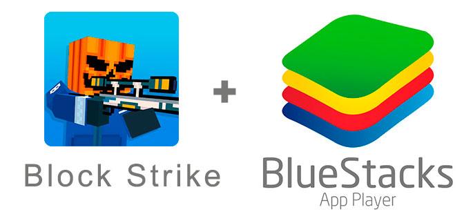 Устанавливаем Блок Страйк с помощью эмулятора BlueStacks.