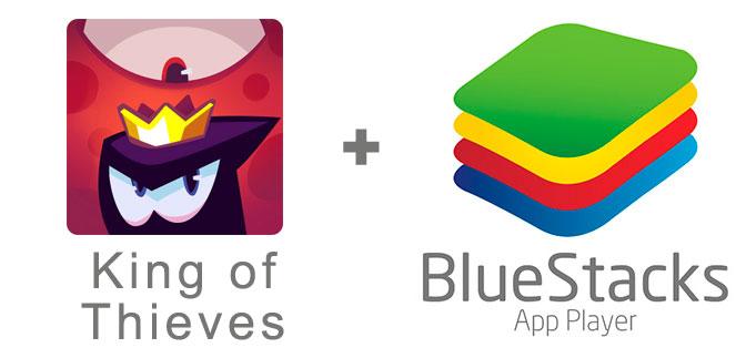 Устанавливаем Король Воров с помощью эмулятора BlueStacks.