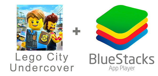 Устанавливаем Лего Сити Undercover с помощью эмулятора BlueStacks.