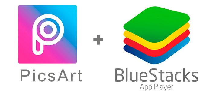 Устанавливаем Пикс Арт с помощью эмулятора BlueStacks.