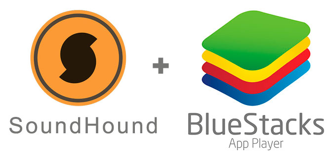Устанавливаем Саунд Хаунд с помощью эмулятора BlueStacks.