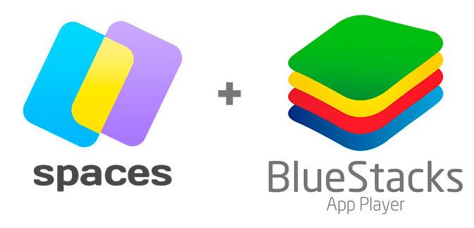 Устанавливаем Spaces.ru с помощью эмулятора BlueStacks.