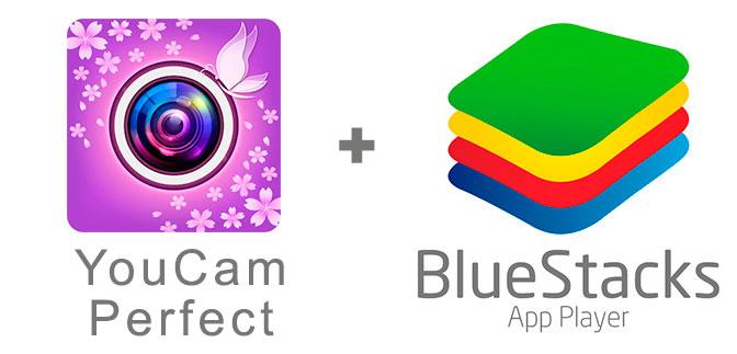 Устанавливаем Ю кам Перфект с помощью эмулятора BlueStacks.