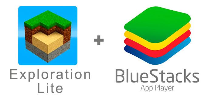Устанавливаем Эксплорейшн Лай с помощью эмулятора BlueStacks.