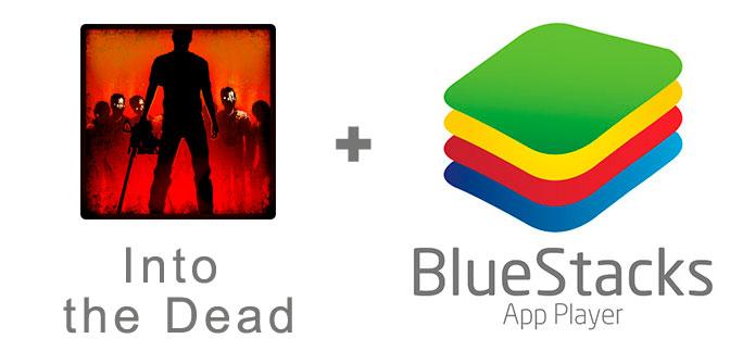 Устанавливаем Into the Dead с помощью эмулятора BlueStacks.