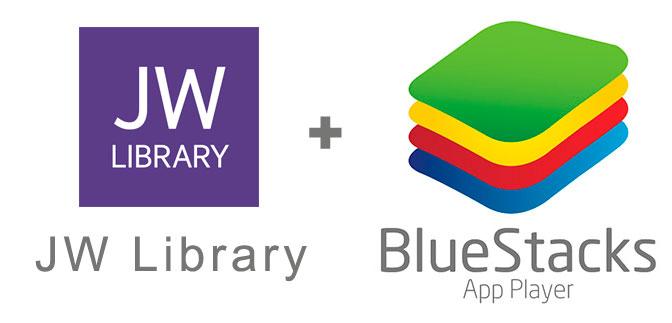 Устанавливаем JW Library с помощью эмулятора BlueStacks.