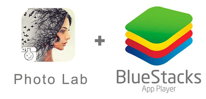 Устанавливаем Photo Lab с помощью эмулятора BlueStacks.