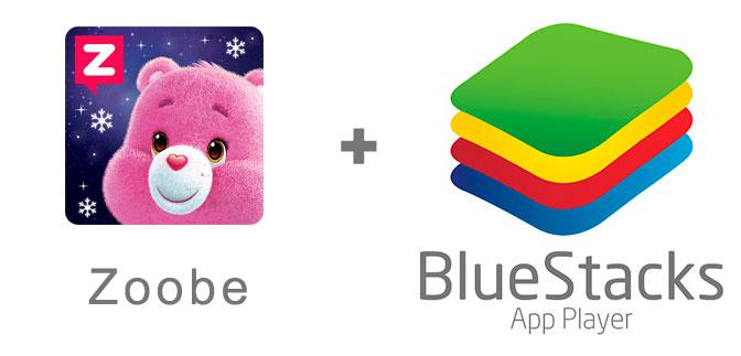 Устанавливаем Zoobe с помощью эмулятора BlueStacks.