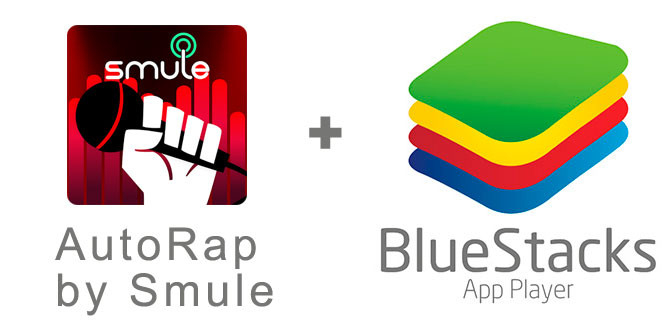 Устанавливаем AutoRap by Smule с помощью эмулятора BlueStacks.