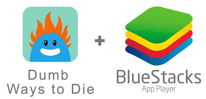 Устанавливаем Dumb Ways to Die с помощью эмулятора BlueStacks.