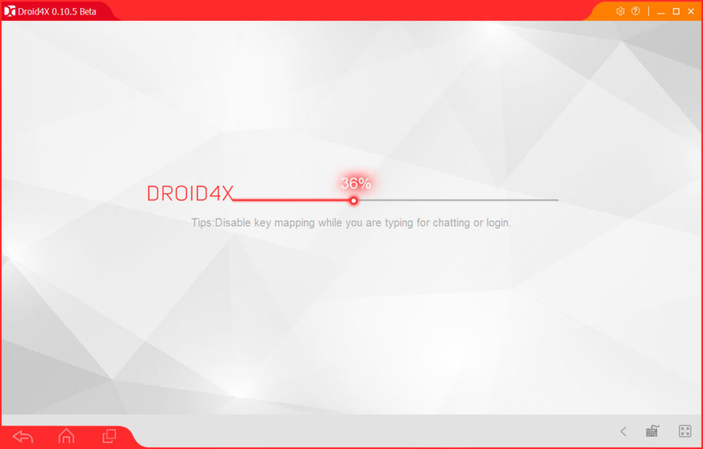 Процесс установки Droid4X. Шаг 3.