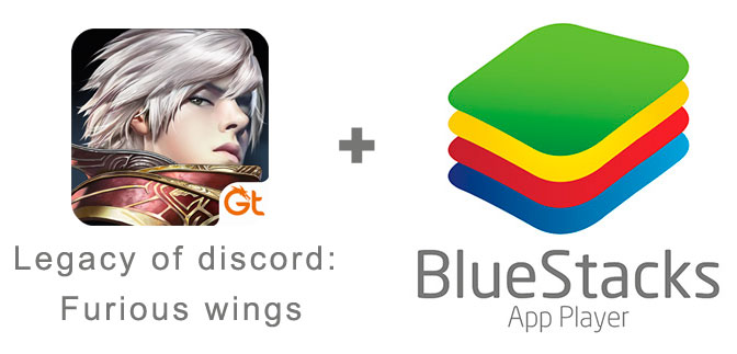 Устанавливаем Legacy of Discord с помощью эмулятора BlueStacks.